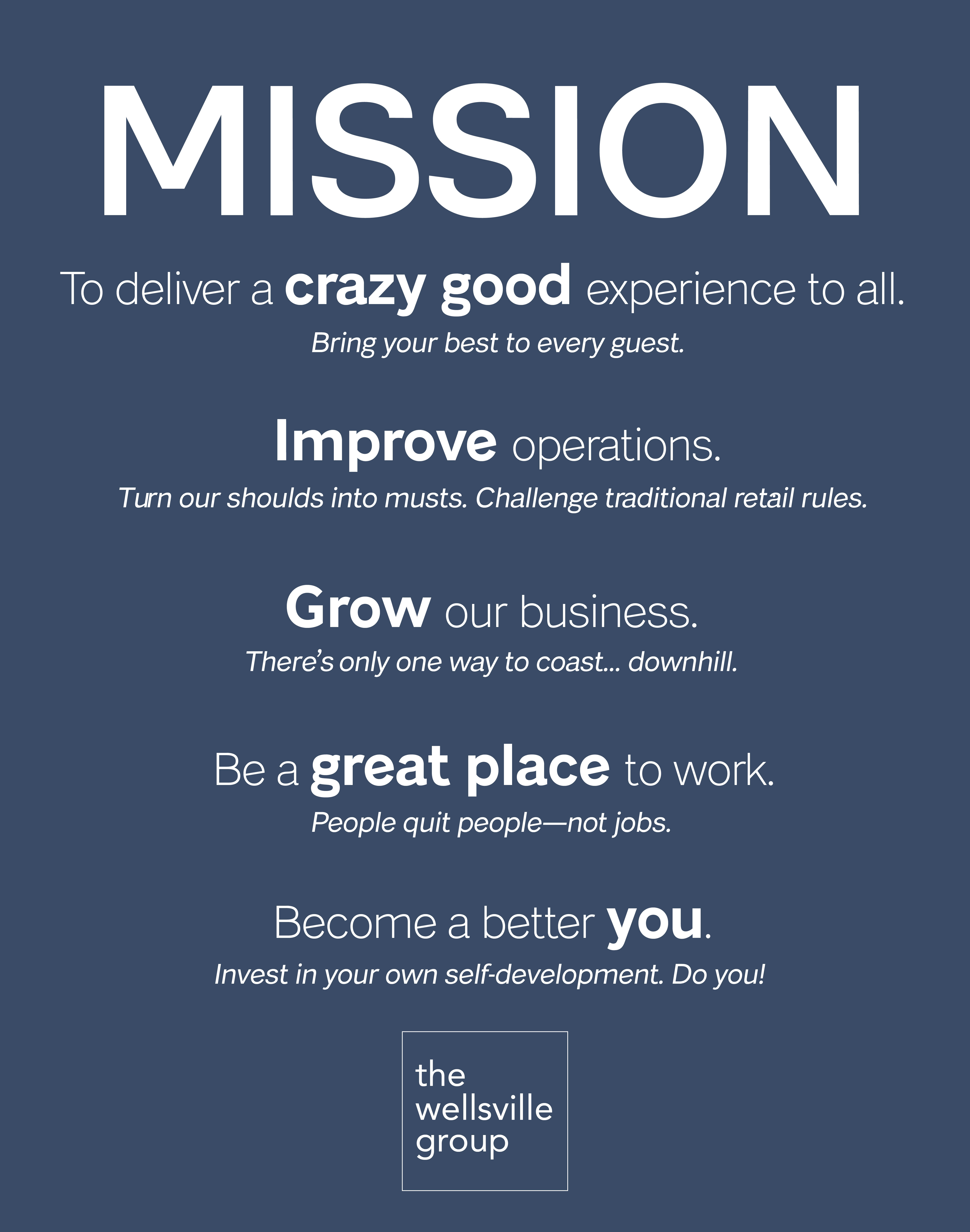 Our Vision Mission And Values Ashley Homestore New